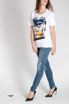 Cotton Jersey RENNY FIT T-shirt