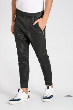 Waxed Cotton Pants