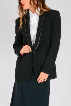 Embroidery Blazer