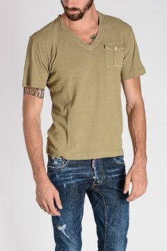 Cotton T-shirt TIGHT HETERO GUY FIT