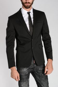 Two Button Single Breasted Blazer