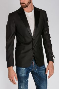 Virgin Wool & Silk PARACHUTE Blazer