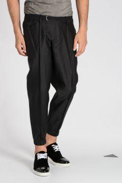 Pantalone in Lana Vergine e Lana