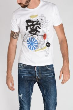 Printed CHIC DAN FIT T-shirt