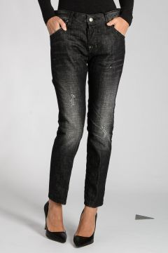 Stretch Denim COOL GIRL Jeans 15 cm