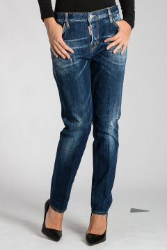 Stretch Denim COOL GIRL Jeans 16 cm