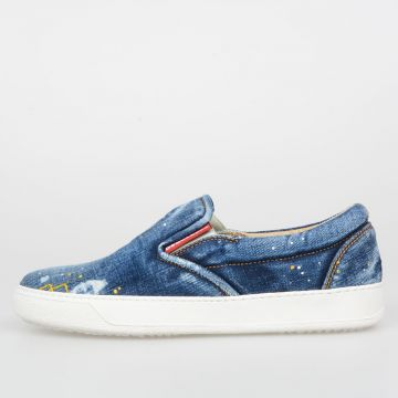 Denim TEDDY BEAR Sneakers