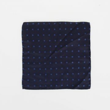 Jacquard Silk Pocket Square