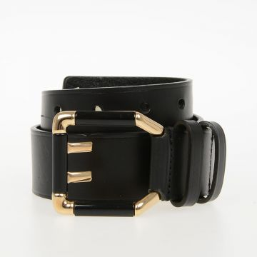 40 mm Leather Belt