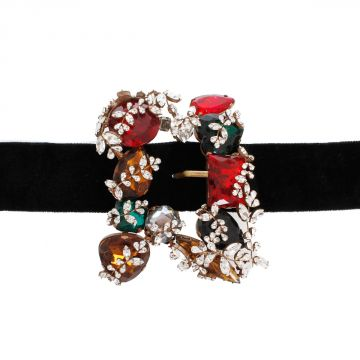 Velvet Jewel Belt 50 mm