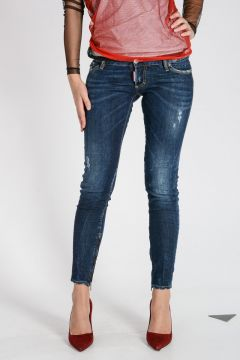12 cm Stretch Denim Jeans