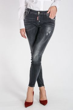 11 cm Stretch Denim TWIGGY Jeans