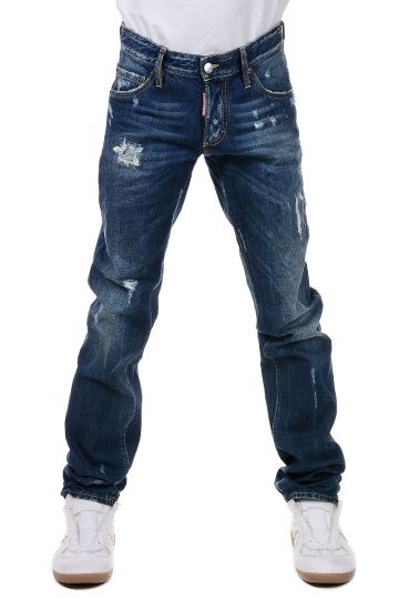 Jeans SLIM in Denim 16 cm