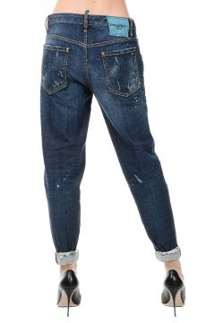 Jeans HOCKNEY in Denim Stretch 16 cm