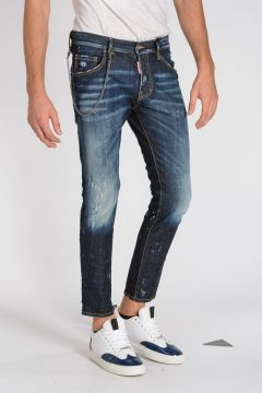 Jeans SKATER in Denim Stretch 16 cm