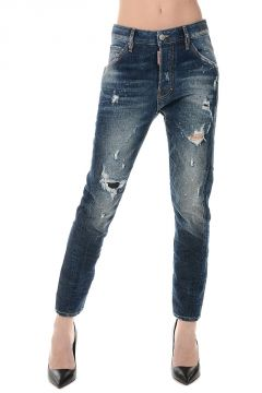 Jeans KENNY TWIST in Denim Stretch 15 cm