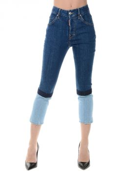 Denim stretch ICON JEAN Jeans 16 cm