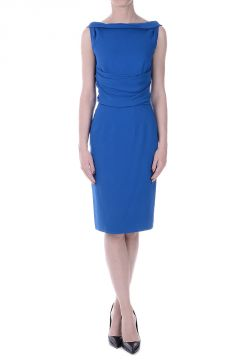 Sleeveless Stretch Pencil Dress