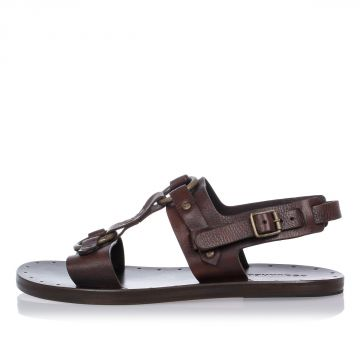 Sandalo MOSES in Pelle