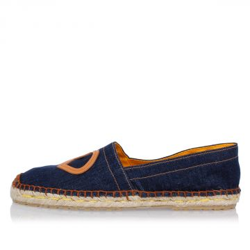Espadrillas in Denim