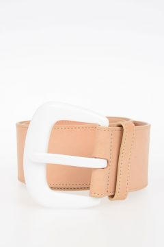Leather Belt 55 mm