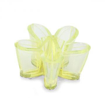 Flower Fluo Brooch