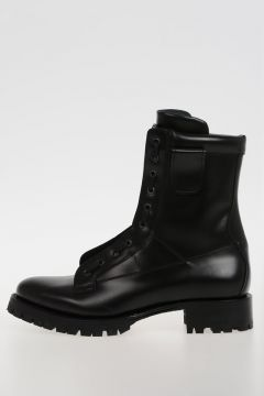 Leather ASYLUM Ankle Boots