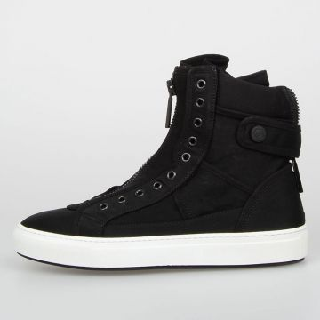 Nylon ASYLUM High Top Sneakers
