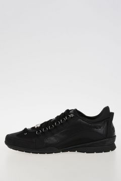 Leather and Fabric 511 Sneakers