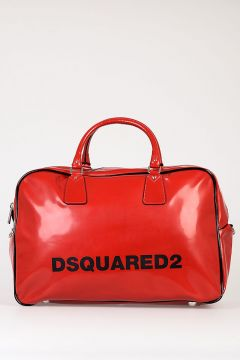 Coated Fabric Duffle Bag