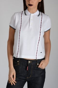 Cropped Polo Short sleeves