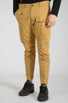 Cotton Multi Pocket Pants
