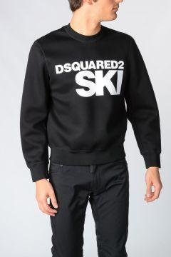 Printed SKI Sweatshirt