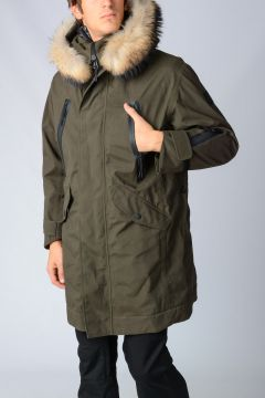 Jacket SKI with Real Fur