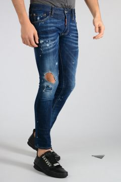 Jeans CLEMENT In Denim stretch 15cm