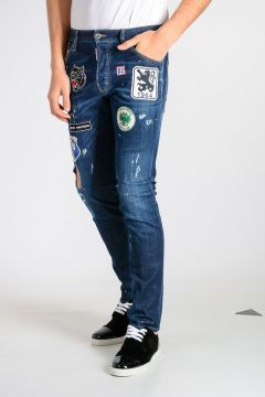 16cm Stretch Denim COOL GUY Jeans