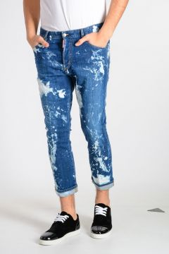 17cm Stretch Denim GLAMHEAD Jeans