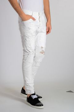 16cm Stretch Denim SKATER Jeans