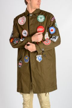 Patch Jacket