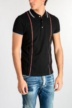 Embroidery Cotton Polo