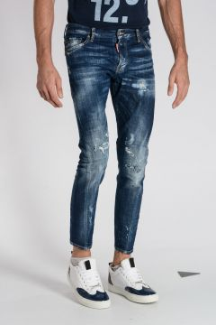 Jeans SEXY TWIST in Denim Stretch 16 cm