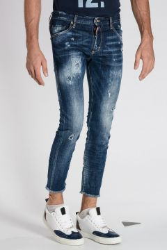 Jeans SKINNY in Denim Stretch 14 cm