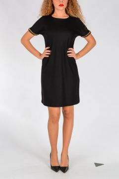 Virgin Wool Blend Dress