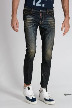 Jeans M.B. in Denim Stretch 17 cm