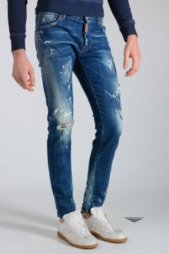 16 cm Distressed COOL GUY Jeans