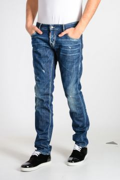 Jeans SLIM Denim Stretch 17cm