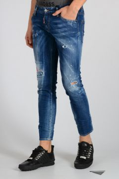 Jeans CROTCH PACKO In Denim Stretch 15cm