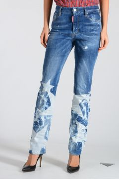 Jeans LOS ANGELES in Denim Stretch 18 cm