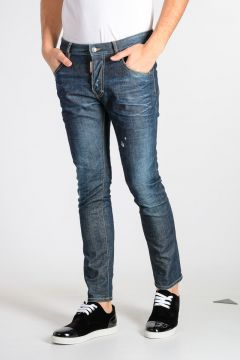 16cm Stretch Denim Jeans