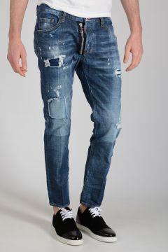 17cm Stretch Cotton SKATER JEAN Jeans